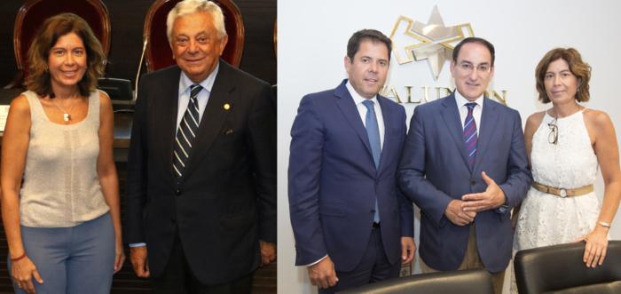 Nace GARÁNTIA, la nueva sociedad de garantía recíproca andaluza resultado de la integración de Avalunión y Suraval
