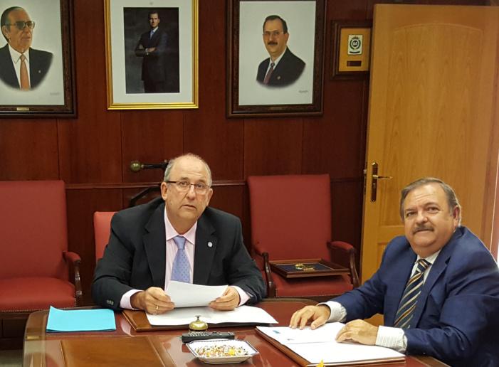 APADGE SE CONVIERTE EN SOCIO ESTRATÉGICO DEL COLEGIO OFICIAL DE PERITOS E INGENIEROS TÉCNICOS INDUSTRIALES DE HUELVA