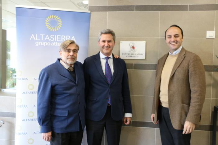 NOTA DE PRENSA: EL COLEGIO ALTASIERRA, PRIMER CENTRO EDUCATIVO 'COMPASIVO' DE SEVILLA