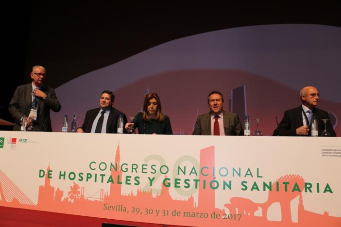 Los consejeros de Sanidad de Andalucía, Galicia, Canarias y País Vasco subrayan como factores clave para mejorar el sistema sanitario reforzar la atención primaria, garantizar continuidad asistencial y una mayor integracion en niveles de atención