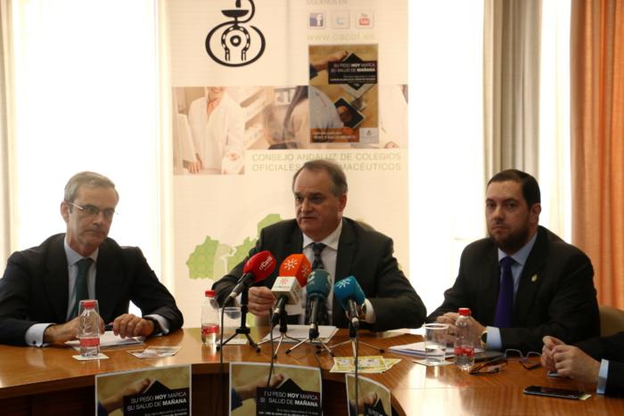 Las farmacias de Andalucía ayudarán a los menores de la región a alcanzar y mantener su peso saludable