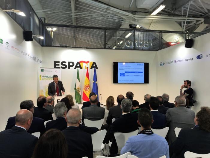 LA INDUSTRIA AEROESPACIAL EN ANDALUCÍA ALCANZA LOS 2.400 MILLONES DE EUROS EN FACTURACIÓN Y CRECE EN EMPLEO UN 5,3%