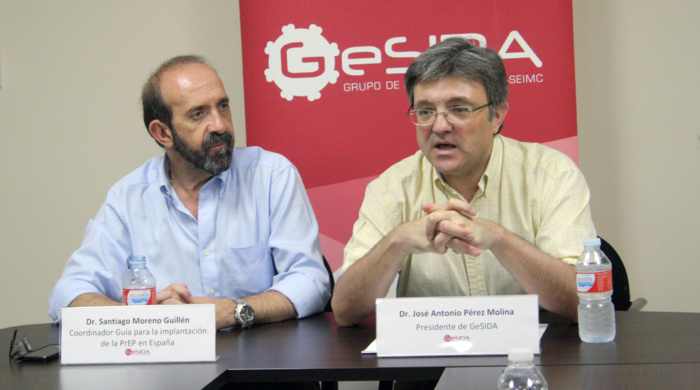 Expertos en VIH lamentan el año perdido en la implantación de la PrEP en España como medida eficaz para prevenir nuevos contagios en grupos de riesgo