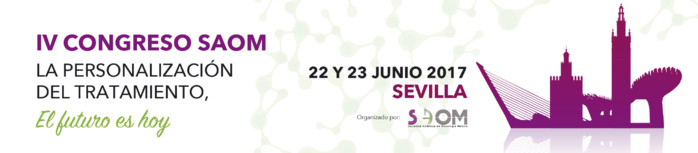 Los oncólogos médicos andaluces reconocen la labor de la presidenta de ANDEX y la del impulsor de la especialidad de Oncología Médica