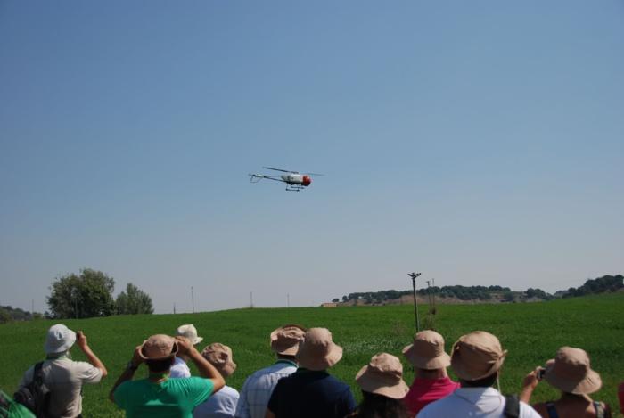 EL FUTURO DE LOS DRONES Y SU USO EN AGRICULTURA Y MEDIO AMBIENTE SE ABORDARÁ POR LAS GRANDES COMPAÑÍAS TECNOLÓGICAS Y LAS PRINCIPALES ASOCIACIONES AGRARIAS EN UNVEX ECO AGRO