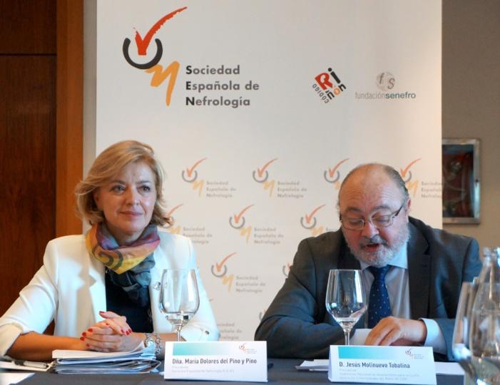 LA PREVALENCIA DE LA ENFERMEDAD RENAL CRÓNICA PASA EN ESPAÑA DEL 10% AL 15% EN POCO MÁS DE SEIS AÑOS