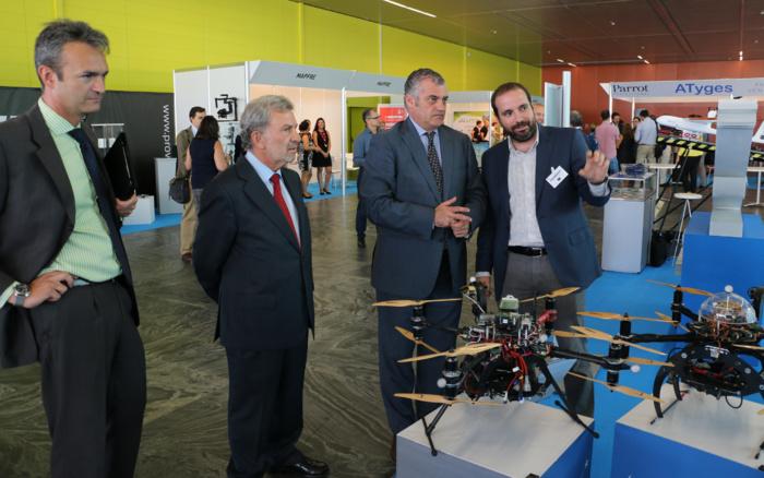 EL SECTOR DE LOS DRONES Y SISTEMAS TRIPULADOS GENERARÁ 11.000 MILLONES DE EUROS EN EUROPA EN LOS PRÓXIMOS 20 AÑOS