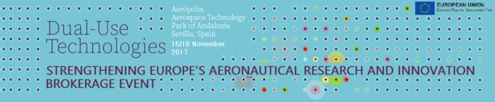 STRENGTHENING EUROPE'S AERONAUTICAL RESEARCH AND INNOVATION - INFODAY IBERIA CLEAN SKY, 15-16 noviembre, Aerópolis (Sevilla)
