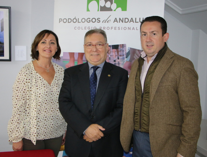 El Colegio Profesional de Andalucía y FADA piden la inclusión de podólogos en las unidades de Pie Diabético de los hospitales públicos andaluces