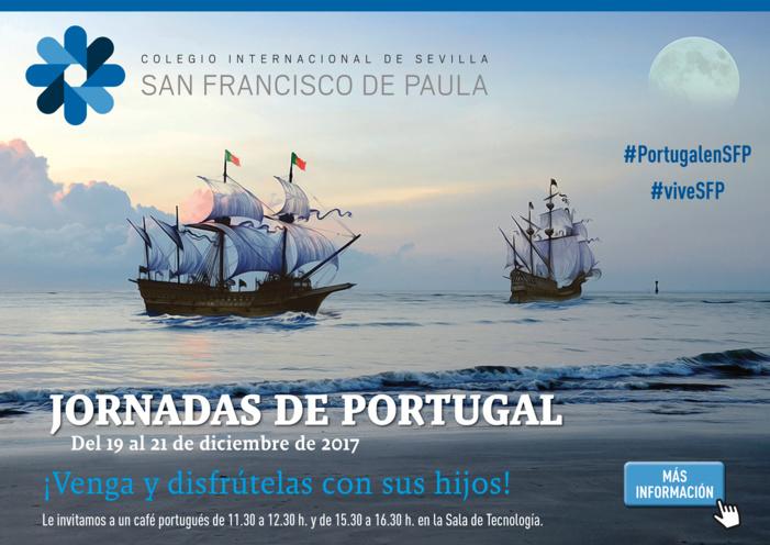 Jornadas Nacionales de Portugal - ¡Venga y disfrútelas con sus hijos! - Del 19 al 21 de diciembre