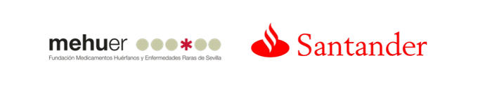 Santander colabora con la Fundación Mehuer con 6.000 euros para sus ayudas a la investigación en enfermedades raras