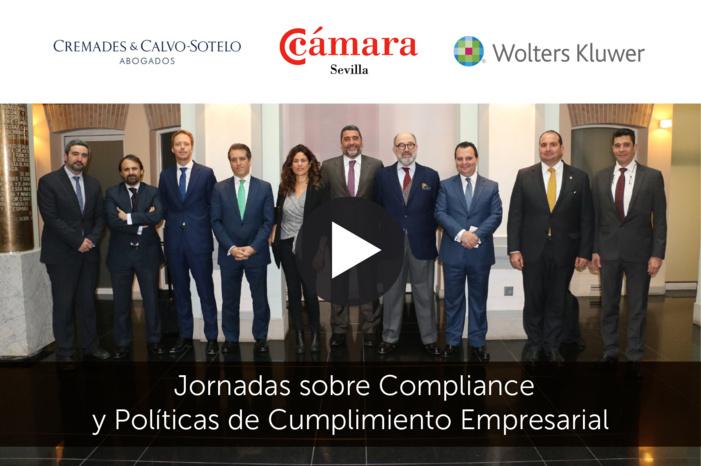 Jornadas sobre Compliance y políticas de cumplimiento empresarial