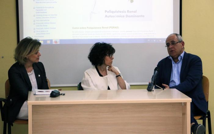 Se pone en marcha la primera aula de poliquistosis renal para potenciar su conocimiento y mejorar la calidad de vida de las personas afectadas