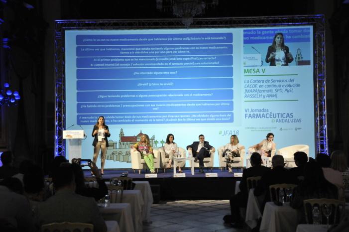 Las VI Jornadas Farmacéuticas Andaluzas ponen de relieve las grandes innovaciones de la farmacia andaluza en los últimos años