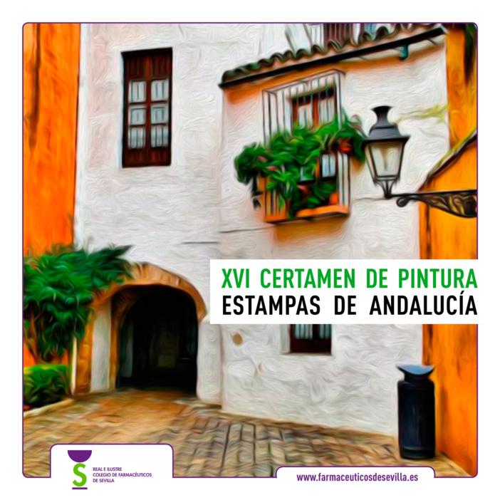 El Colegio de Farmacéuticos de Sevilla convoca su 16º premio de pintura, dotado con 3.000 euros
