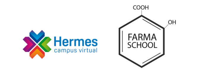 Hermes Campus Virtual y FarmaSchool unen esfuerzos para convertirse en referencia de la formación online para farmacéuticos