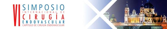 CONVOCATORIA DE PRENSA/MADRID: INAUGURACIÓN DEL VI SIMPOSIO INTERNACIONAL DE CIRUGÍA ENDOVASCULAR