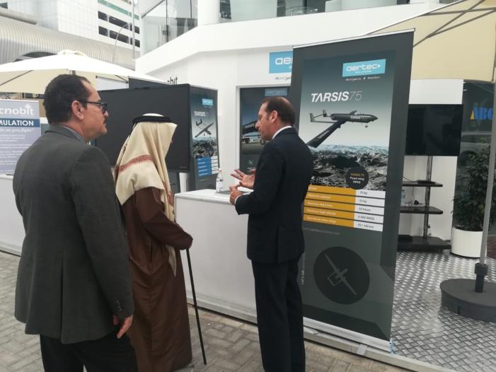 NOTA DE PRENSA: AERTEC Solutions inaugura una nueva oficina comercial en Abu Dhabi