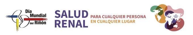 La Enfermedad Renal Crónica alcanza ya a siete millones de españoles, pero podría prevenirse actuando contra sus factores riesgo como la diabetes, la hipertesión, la obesidad o el tabaquismo