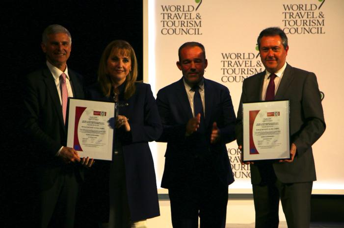 Cumbre Mundial de Turismo: LA CUMBRE MUNDIAL DEL TURISMO DE SEVILLA RECIBE LA CERTIFICACIÓN DE EVENTO SOSTENIBLE DE BUREAU VERITAS