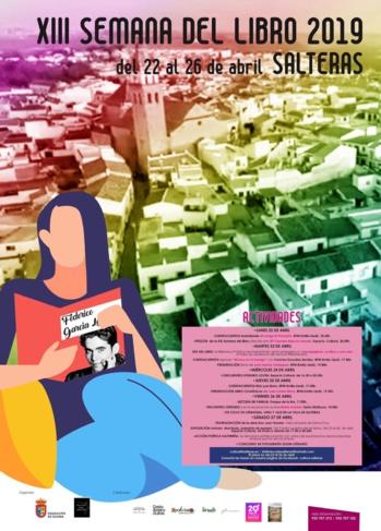 LA XIII SEMANA DEL LIBRO DE SALTERAS SE CENTRA EN LOS ENCUENTROS CON AUTORES COMO MARÍA DUEÑAS, UNA DE LAS ESCRITORAS MÁS LEÍDAS EN ESPAÑA Y LATINOAMÉRICA EN LOS ÚLTIMOS AÑOS