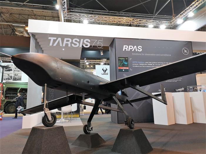 COMUNICADO DE PRENSA: AERTEC participa en FEINDEF como líder en soluciones de sistemas RPAS y tecnología láser para el Sector de Defensa y Aeronáutico