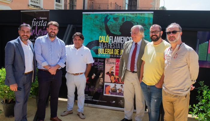 """Nota / Fotografías: CALÓ FLAMENCO CONTINÚA MAÑANA MIÉRCOLES CON EL ESPECTÁCULO DE JAZZ DE """"GITANES SWING"""" EN EL MUSEO ARQUEOLÓGICO"""