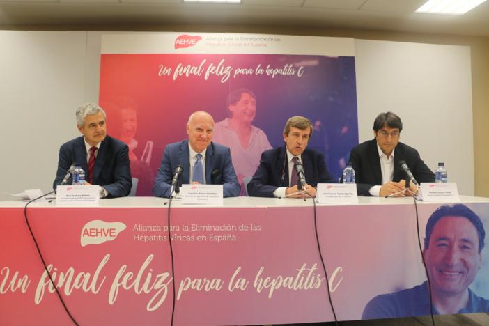 """(Nota aclaratoria) La hepatitis C en España, una historia con """"un final feliz"""""""