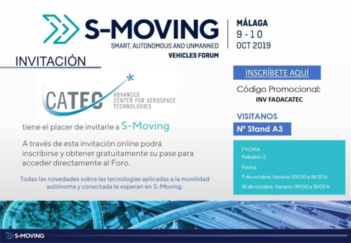 CATEC le invita a S-Moving Forum