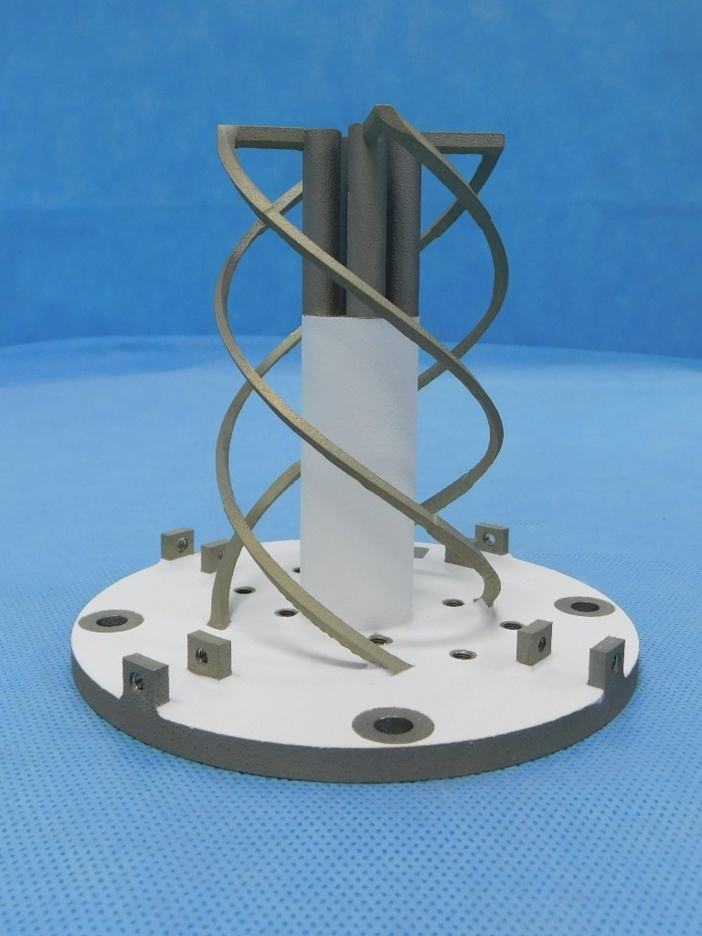 PRESS RELEASE: SENER Aeroespacial and CATEC develop a 3D-printed metal antenna for the European Space Agency's PROBA-3 space mission