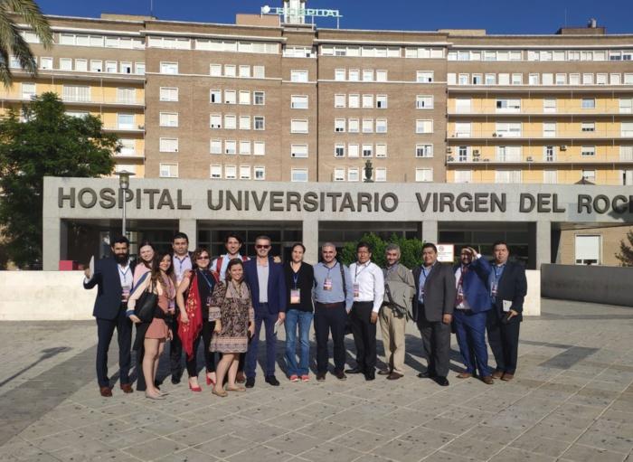 Oncólogos andaluces forman a especialistas de México en el abordaje y atención del cáncer de mama