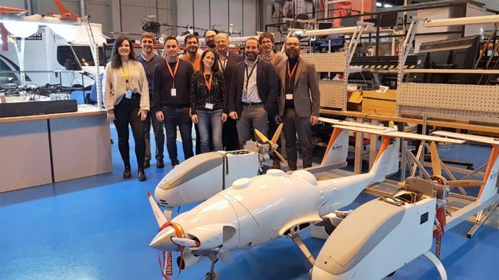 NOTA DE PRENSA: El futuro de la movilidad aérea autónoma ya está aquí