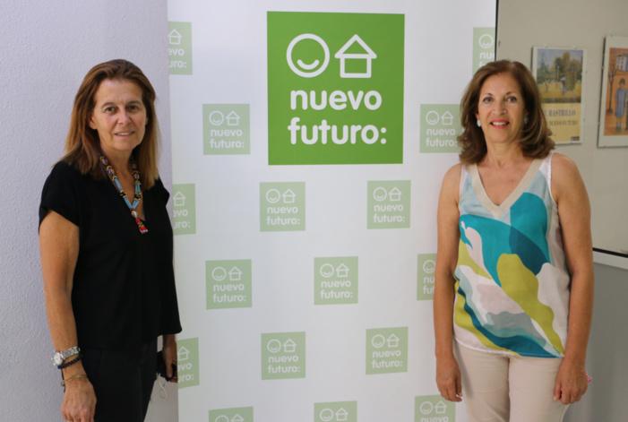 La pintora hispano-lusa Ana Feu será la autora del cartel de El Rastrillo de Nuevo Futuro Sevilla de 2021