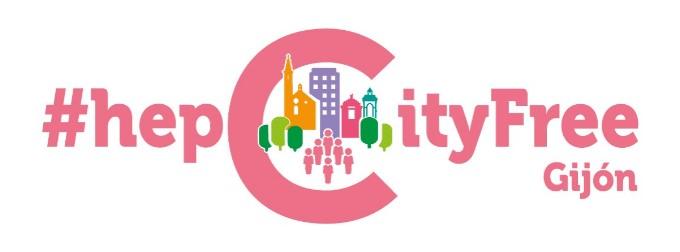 Gijón se suma al movimiento ciudades libres de hepatitis C, #hepCityFree, para lograr la eliminación de la enfermedad en 2024