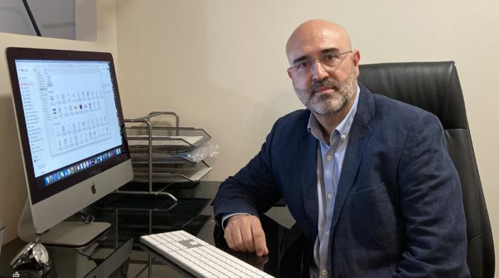 Málaga - El doctor Antonio Rueda Domínguez, del Hospital Regional Universitario de Málaga, nuevo presidente de la Sociedad Andaluza de Oncología Médica