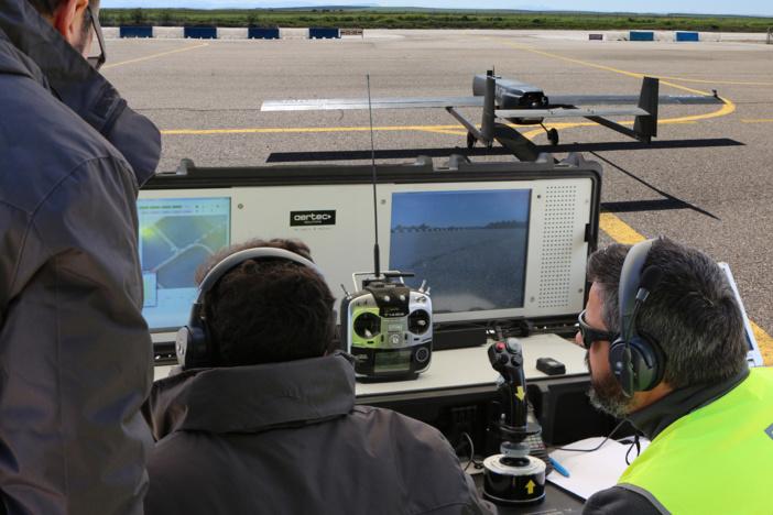 NOTA DE PRENSA: Últimas operaciones, incluyendo alcance y altura del RPAS TARSIS 75 de AERTEC en el marco del Programa Rapaz del Ministerio de Defensa