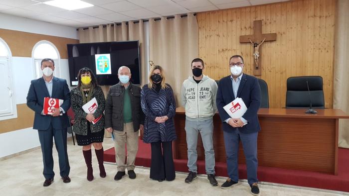 FEUSO Andalucía aborda con la representación educativa del Obispado de Huelva los retos y necesidades del profesorado de Religión onubense
