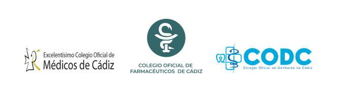 Los Colegios de Médicos, Farmacéuticos y Dentistas presentan la campaña 'Por ley, por tu salud, por tu seguridad, siempre con receta médica oficial', dirigida al ámbi