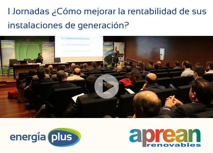 Vídeo sobre las Jornadas sobre rentabilidad de plantas renovables