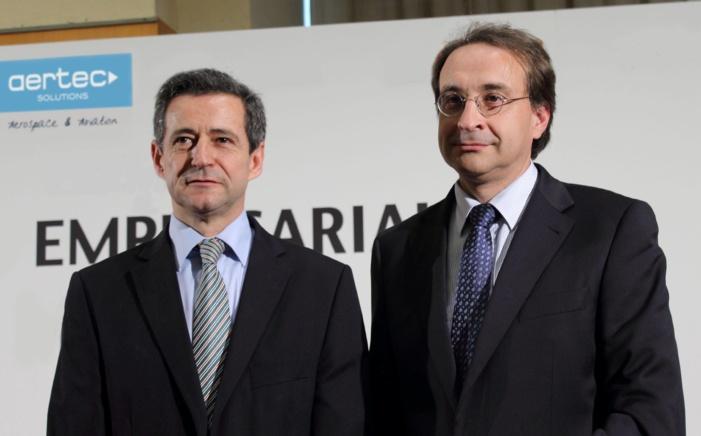 AERTEC Solutions: La Medalla de Andalucía es un estímulo para seguir avanzando por la vía de la innovación y la excelencia empresarial