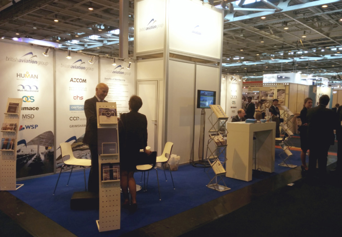 AERTEC SOLUTIONS ATTENDS PASSENGER TERMINAL EXPO AS AN AERONAUTIC ENGINEERING EXPERT IN AIRPORTS