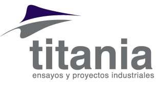 TITANIA FORMA A LA INDUSTRIA AUXILIAR AERONÁUTICA EN LA RECEPCIÓN TÉCNICA DE MATERIALES