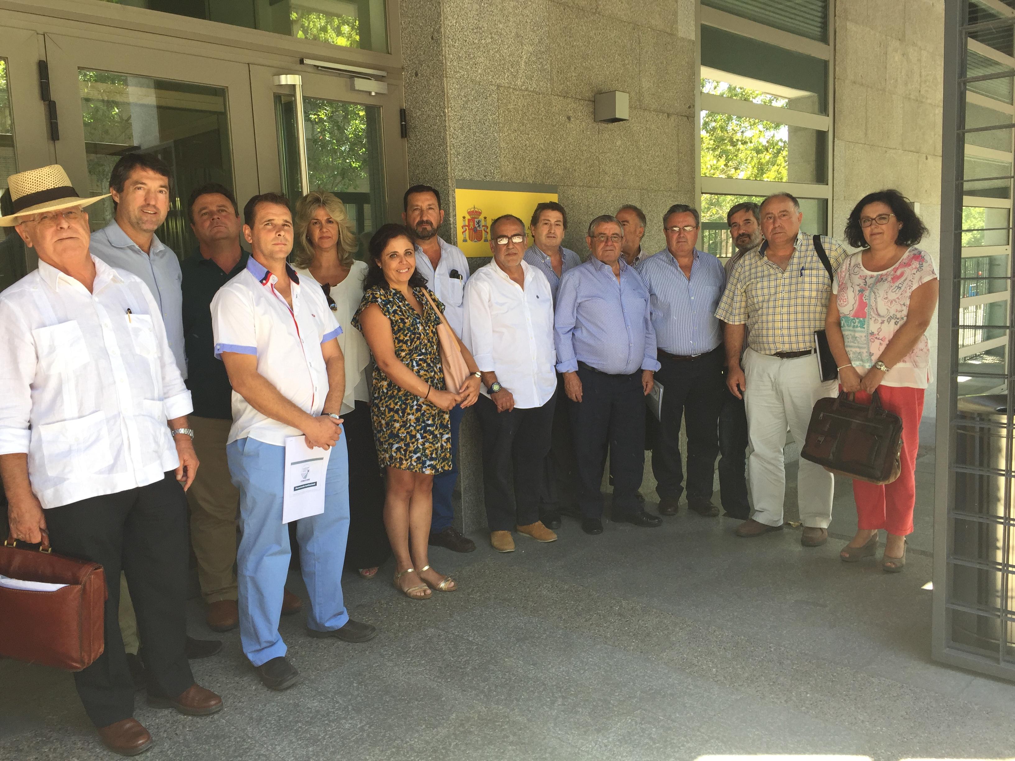 Cuatro comunidades de regantes de Jaén, afectadas: El Ministerio de Agricultura incumple las condiciones de financiación pactadas para la modernización de once comunidades de regantes de Andalucía y Murcia
