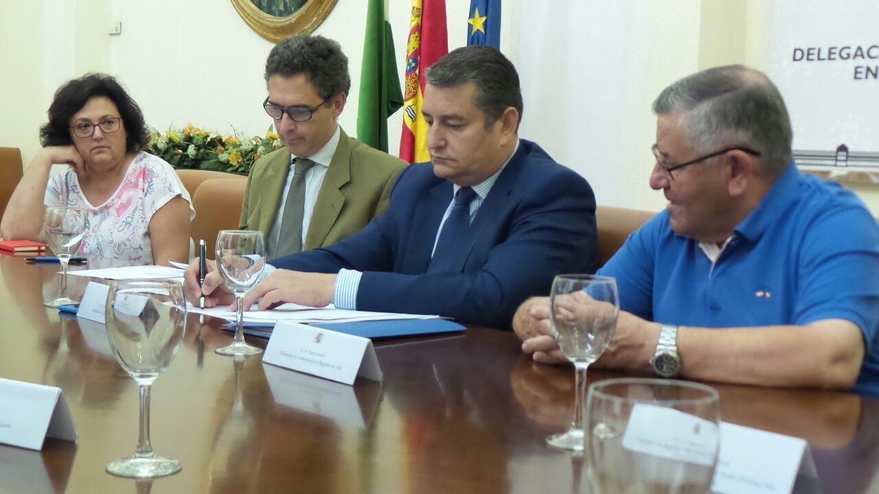 FERAGUA PIDE UNA RECTIFICACIÓN RÁPIDA DE LAS LIQUIDACIONES ILEGALES EMITIDAS POR LAS OBRAS DE MODERNIZACIÓN DE OCHO COMUNIDADES ANDALUZAS