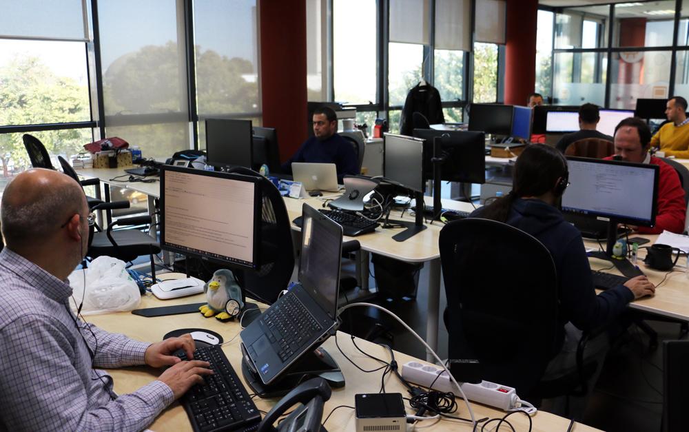 SOLUTIA IT amplía sus instalaciones y abre nueva sede corporativa en el Parque Científico y Tecnológico Cartuja