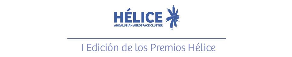 Recordatorio I Edición de los Premios HÉLICE. SRC antes del 10 de febrero