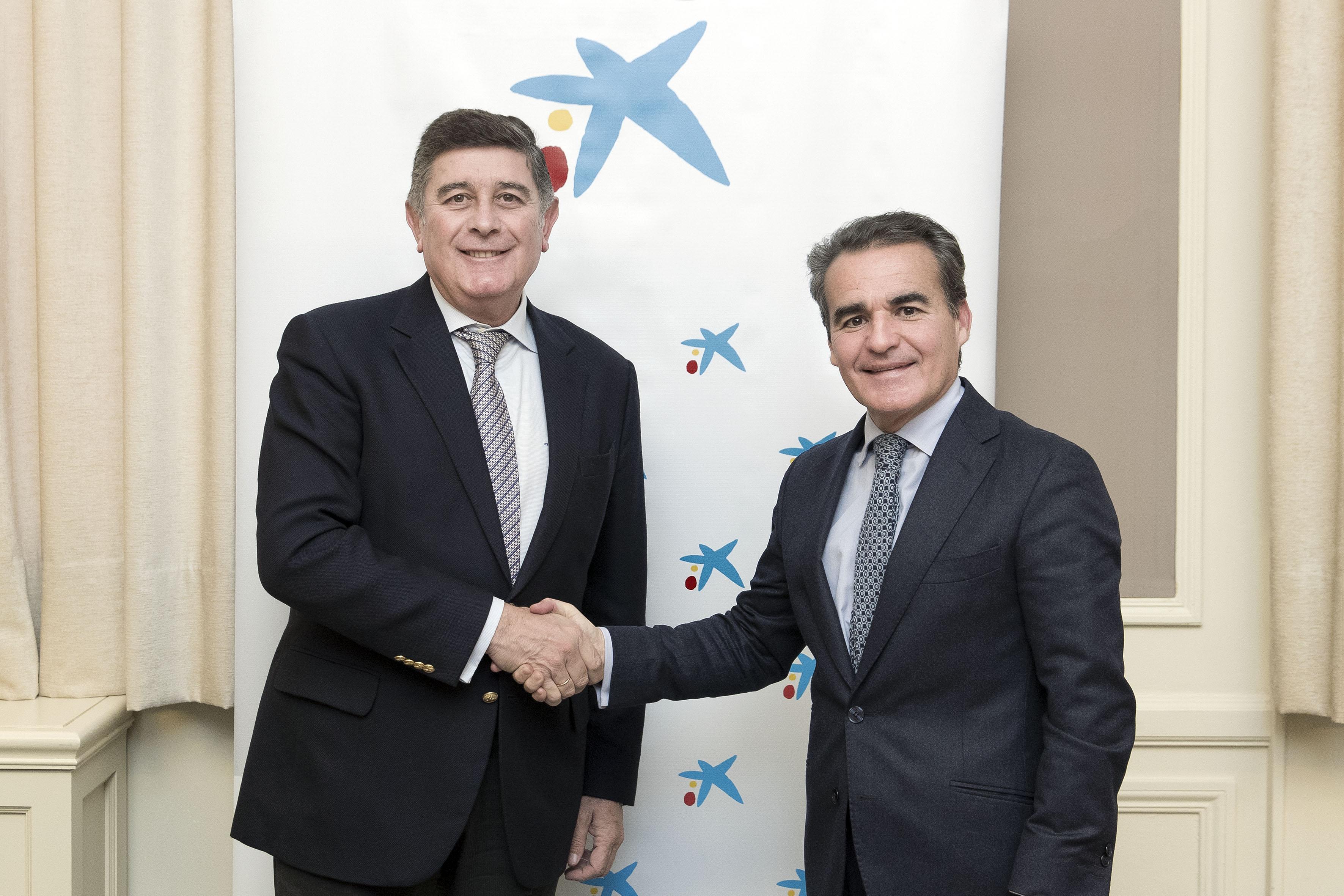 CaixaBank colabora con la Fundación Mehuer para potenciar la gestión de los donativos para las enfermedades raras