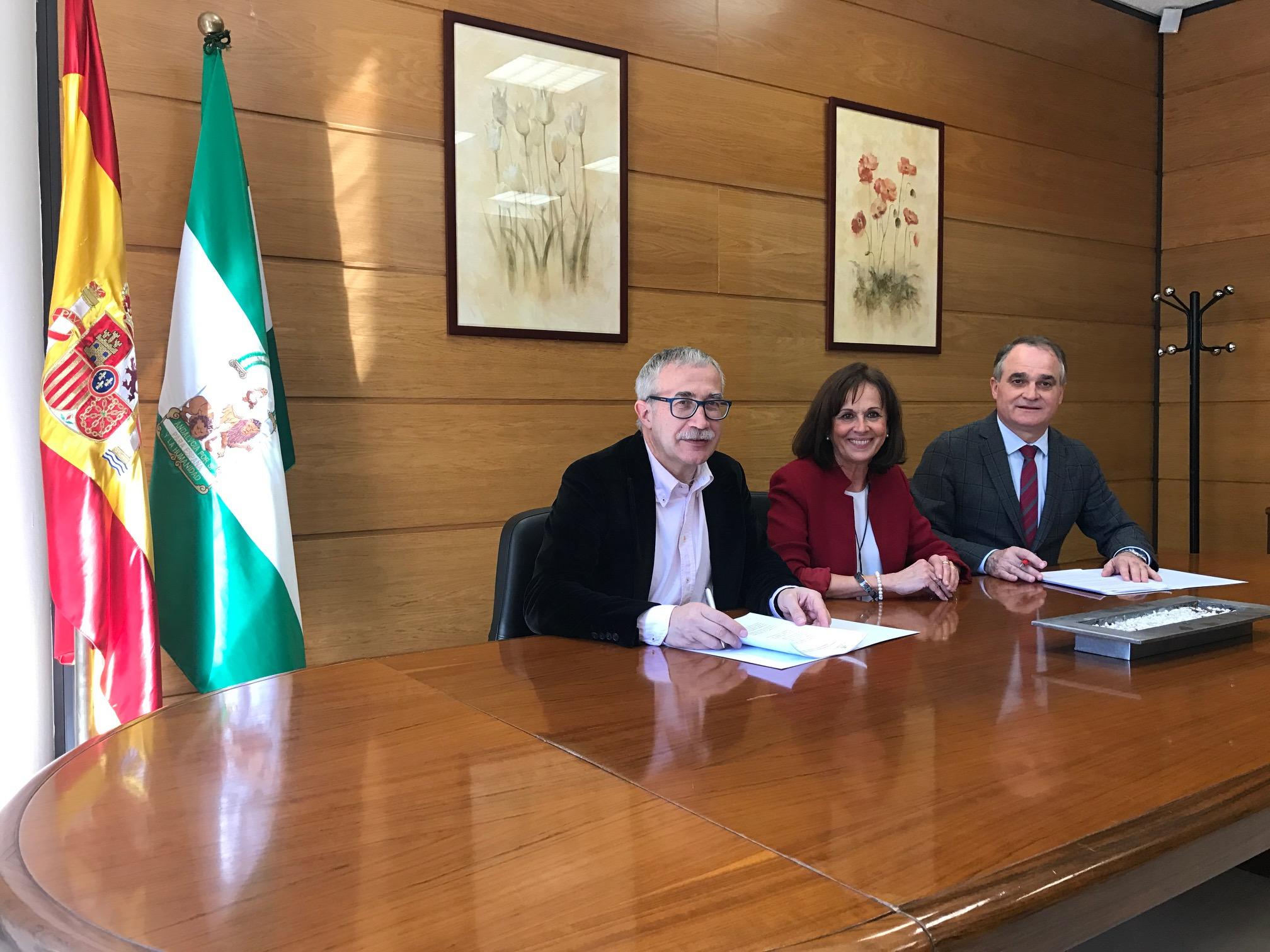 Los farmacéuticos comunitarios andaluces podrán acceder a la oferta formativa en protección de la salud de la Escuela Andaluza de Salud Pública