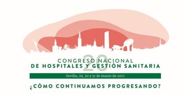 Susana Díaz y Juan Espadas inauguran mañana el 20º Congreso Nacional de Hospitales y Gestión Sanitaria, que reunirá en Sevilla a más de 2.600 directivos de salud
