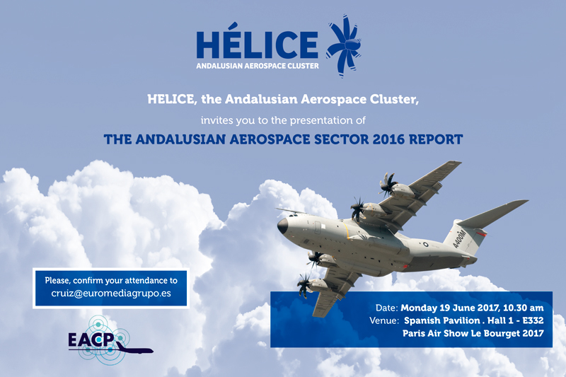Presentation of the Andalusian Aerospace Sector 2016 Report